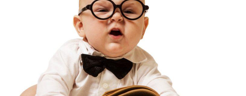 Bebeğinizin Zekasını Nasıl Geliştirebilirsiniz?